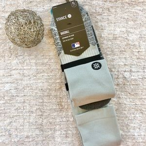 New with tag STANCE Baseball over the calf sock XL